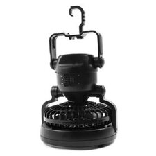 Super Bright Camping Combo LED Lantern and Fan