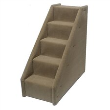 Bear's Stairs™ Mini Value Line 5 Step Pet Stair