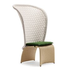 Exotica High Back Lounge Chair with Cushion