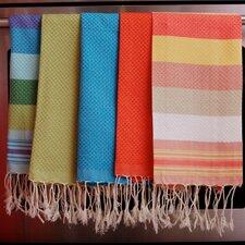 Fouta Honeycomb Weave 2 Piece Towel Set