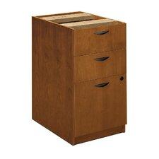 Under-Desk Locking Pedestal File