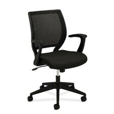 VL521 Mid-Back Work Chair