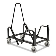 Motivate Seating Cart High-Density Stacking Chairs