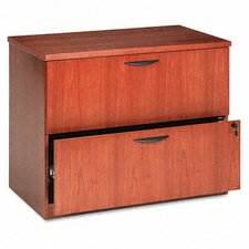 Veneer 2-Drawer Locking  File