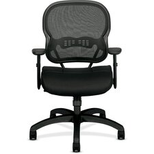 VL700 Series Midback Mesh Manager Chair with Arms
