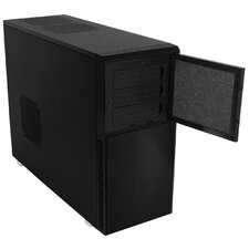 Nanoxia Deep Silence 2 Mid Tower Case Fits E-ATX Motherboard