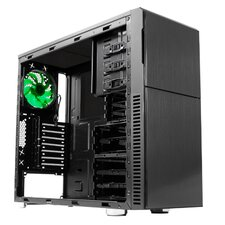 Nanoxia Deep Silence 3 Mid Tower PC Case with 6 Fan Controllers