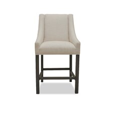 "Hollywood 30"" Bar Stool with Cushion"