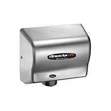 Adjustable High Speed 100 - 240 Volt Hand Dryer in Stainless Steel