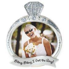Bling Bling Ring Picture Frame