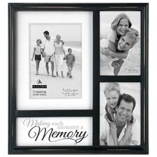 3 Opening Memory Collage Picture Frame