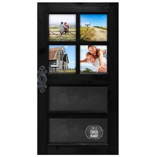 Black Door Picture Frame