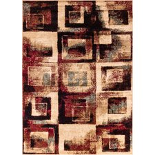 Barclay Union Squares Modern Area Rug