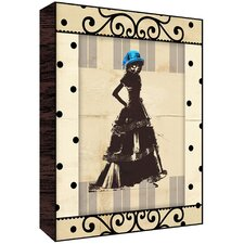 Vintage Fashion I Wall Art