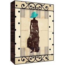 Vintage Fashion II Wall Art