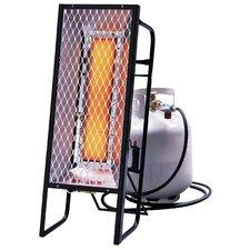 35,000 BTU Portable Propane Radiant Utility Heater