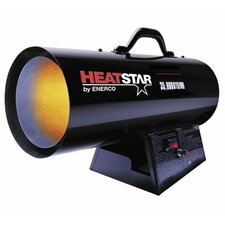 35,000 BTU Portable Propane Forced Air Utility Heater