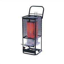Portable Randiant 125,000 BTU Portable Propane Radiant Utility Heater
