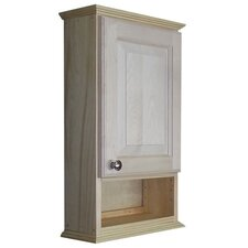 "Ashley Series 15.25"" x 25.5"" Wall Mounted Cabinet"