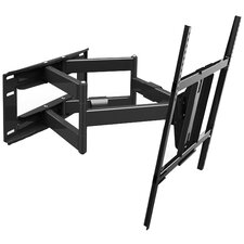 "Double Cantilever Articulating Arm/Swivel/Tilt  Wall Mount for 42"" - 65"" Screens"