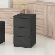 Scottsdale 3 Drawer Dresser