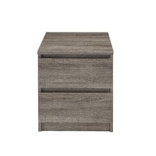 Scottsdale 2 Drawer Nightstand