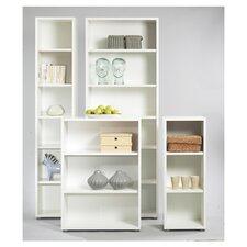 "Fairfax Tall Wide 87.25"" Standard Bookcase"