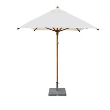 6.5' x 10' Levante Rectangular Market Umbrella