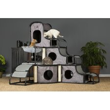 "56"" Catville Tower Cat Condo"