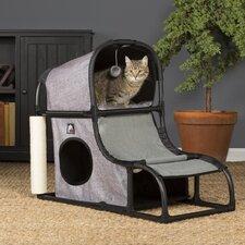 "28"" Catville Loft Cat Condo II"