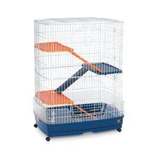 4-Story Ferret Cage