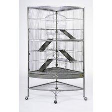 Corner Ferret Cage
