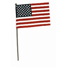 United States Traditional Handheld Flag