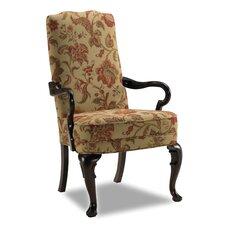 Adams Exposed Fabric Arm Chair