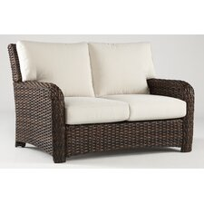 Saint Tropez Loveseat with Cushions