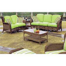Riviera Deep Seating Group with Cushion