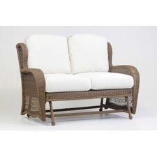 Riviera Double Glider with Cushion