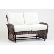 Martinique Double Glider with Cushion