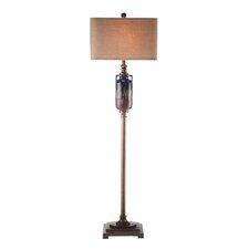 Reactive Glaze Floor Lamp