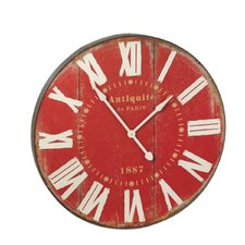 "Oversized 35.63"" Wall Clock"