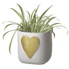 Hearts Novelty Pot Planter