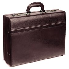 Business Leather Attache Case