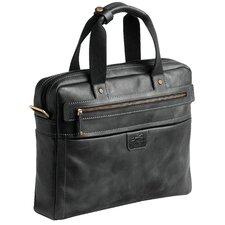Toscani Leather Laptop Briefcase