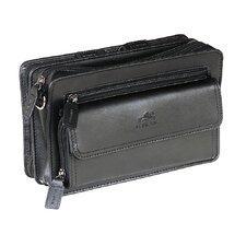 5th Avenue Leather Messenger Bag
