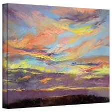 'Atahualpa Sunset' by Michael Creese Paining Print on Wrapped Canvas