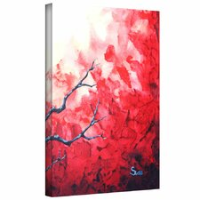'Ruby' by Shiela Gosselin Gallery-Wrapped on Canvas