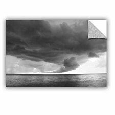Lake Erie Storm by Dan Wilson Art Appeelz Removable Wall Mural