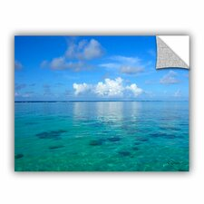 Lagoon & Reef by George Zucconi Art Appeelz Removable Wall Mural