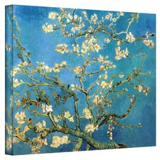 'Almond Blossom' by Vincent Van Gogh Painting Print on Canvas