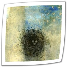 'Bird Nest' by Elena Ray Photographic Print on Canvas Poster